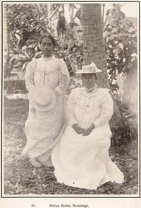 Two young Rarotongan women, 1903