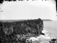 Coastal Cliffs, Samoa