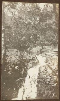 Waterfall. From the album: Samoa