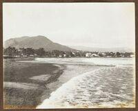 Beach, Apia. From the album: Samoa