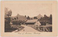 View of Mountains, Rarotonga