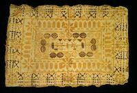 Tapa'i ngatu (tapa cloth)