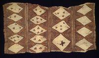 Tapa cloth (bark cloth)