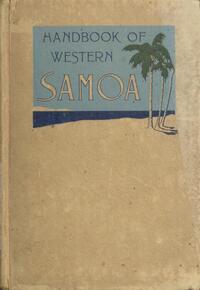 Handbook of Western Samoa.