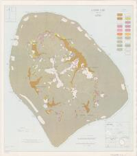 Land use map of Atiu / Produced by the Geography Dept., Massey University, Palmerston North, N.Z. Drawn by the Dept. of Lands & Survey, Wellington, N.Z. Field survey by B. J. Menzies, May-July 1969