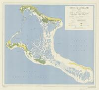Christmas Island / base map constructed, drawn and photographed by Directorate of Overseas Surveys, 1967