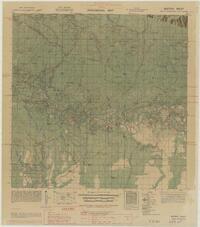 Provisional map, northeast New Guinea: Maprik West (Sheet Maprik West)