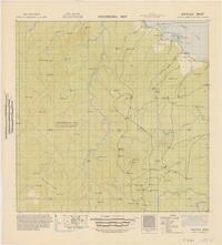 Provisional map, northeast New Guinea: Matuka West (Sheet Matuka West)