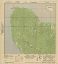New Britain, provisional map (Umboi & Tolokiwa Islands 1 , )