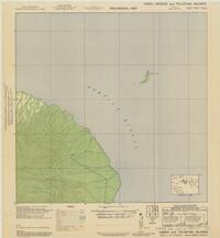 New Britain, provisional map (Umboi & Tolokiwa Islands 2 , )