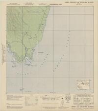 New Britain, provisional map (Umboi & Tolokiwa Islands 4 , )