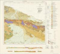 Aitape-Vanimo / published by Geological Survey of Papua New Guinea, Dept. of Minerals and Energy ; Bathymetry by Bureau of Mineral Resources, Geology and Geophysics