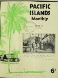 PACIFIC ISLANDS Monthly (23 April 1932)