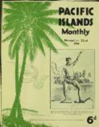 NEW INTER-ISLAND VESSEL FOR EASTERN POLYNESIA (22 November 1934)