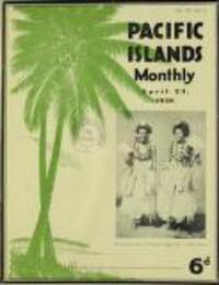 INFLUENZA Epidemic in Western Samoa (23 April 1936)