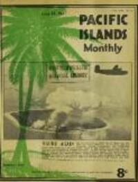 """EASTERN PACIFIC """"MYSTERIES"""" Sharp Challenge to Some Theories About Easter Island (17 June 1943)"""