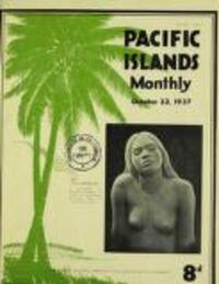 PACIFIC ISLANDS Monthly (22 October 1937)