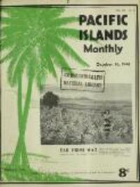 Port Moresby's Exasperation Days Are Over (16 October 1941)