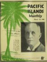 PRE-POLYNESIAN? French Savant's Interesting Quest in Oceania (15 March 1940)