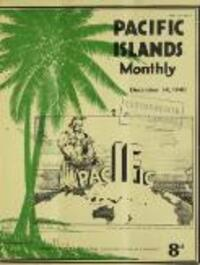 WHY EASTER IS. IS CHILEAN Interesting Story of Tahitian Pastoral Enterprise (14 December 1940)