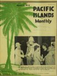 Reminiscences On A Journey Taveuni To Suva With A Lady Beachcomber (19 March 1948)