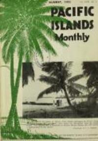 BITTER POLITICAL STRUGGLE IN NEW CALEDONIA (1 August 1952)
