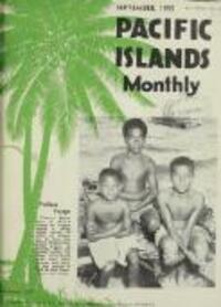 Matson Freighter Calls at Rarotonga (1 September 1955)