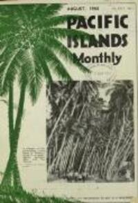 VOLCANIC BELT IS UNEASY (1 August 1953)
