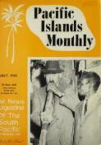 INTER-ISLAND SCHOONER LOST NEAR MOOREA (1 July 1966)