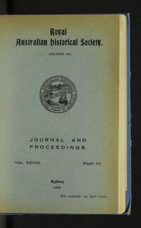 Illawarra: A Century of History, 1788- 1888. (1 December 1942)