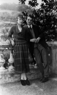 Katherine mansfield and john middleton murry at the villa for Alexander isola