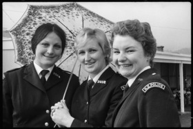 cover image for NZ Policewomen - Celebrating 75 years!