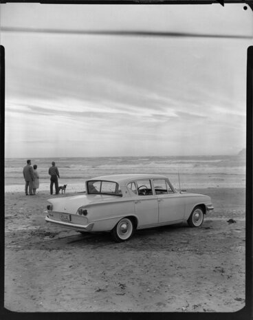 Image: Cars & Beaches