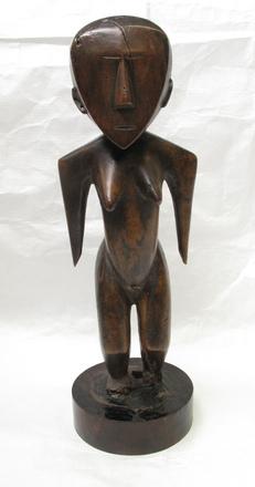 goddess carving
