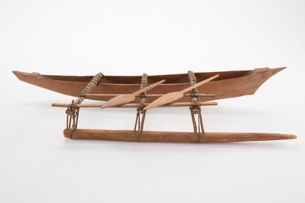 canoe, model