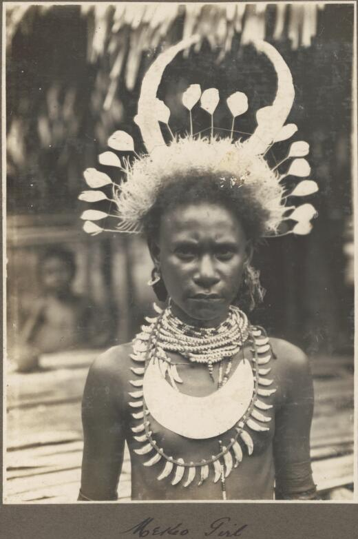 Photograph album of Papua and the Torres Strait / Frank Hurley