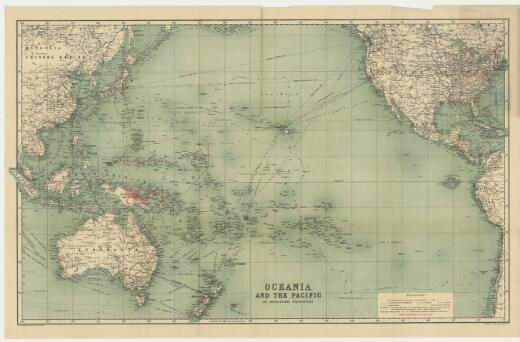 Military report on the German possessions in the Western Pacific / prepared by the General Staff
