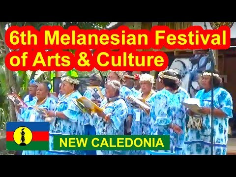 New Caledonia, 6th Melanesian Festival of Arts and Culture