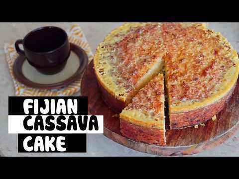 How to make Cassava Cake