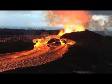 TALANOA NI ULUNIVANUA KAMA: KILAUEA VOLCANO (HAWAII)