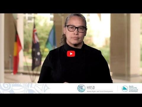 Ambassador for Gender Equality Ms Julie-Ann Guivarra - Australia