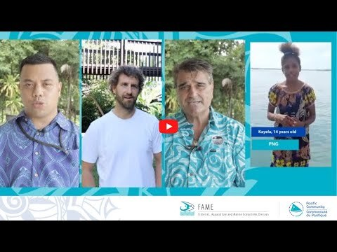 Teen Tuna Tok: Fisheries Scientists reply to Kayela from Papua New Guinea on World Tuna Day