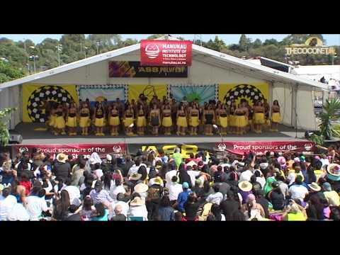 Polyfest Niue Stage - Edgewater College