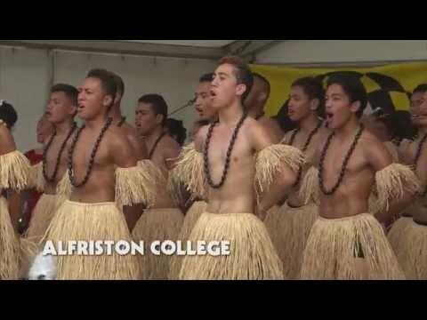 POLYFEST 2015 Niue Stage