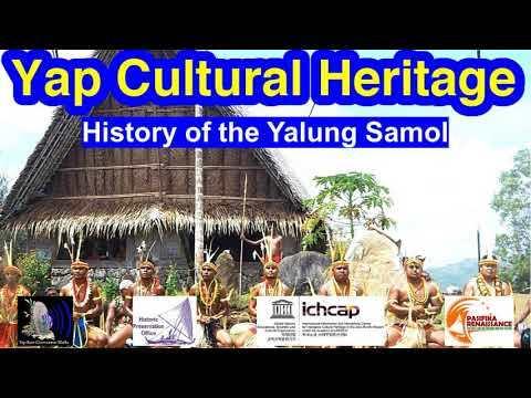 History of the Yalung Samol, Yap