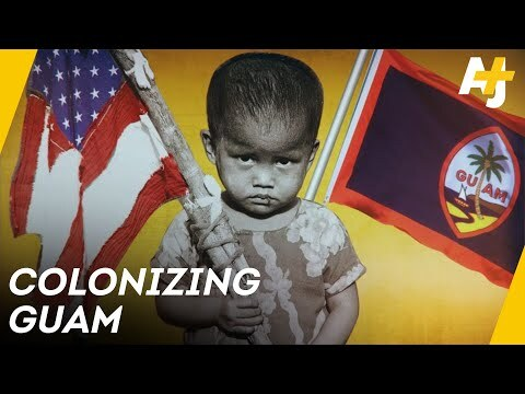 How the US Territory of Guam became an American Colony