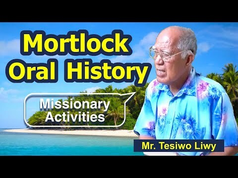 Mortlockese Resettlement to Pohnpei 4; Life on And Atoll