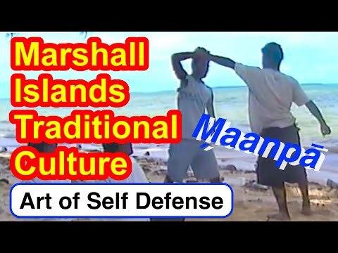Marshallese Art of Self Defense (M̗aanpā)