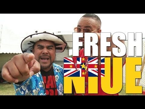 Polyfest Niue hosted by Tyree
