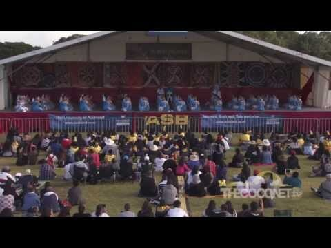 Polyfest Samoa Stage - Kelston Girls College